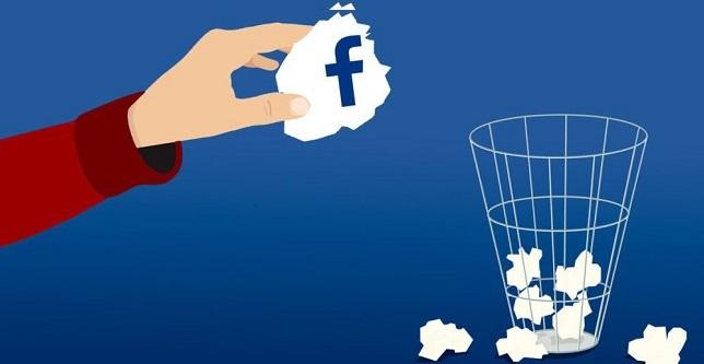 Facebook hesap kapatma adresi