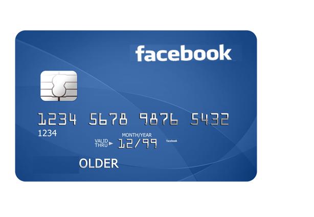 Facebook ekli kredi kartını kaldırma