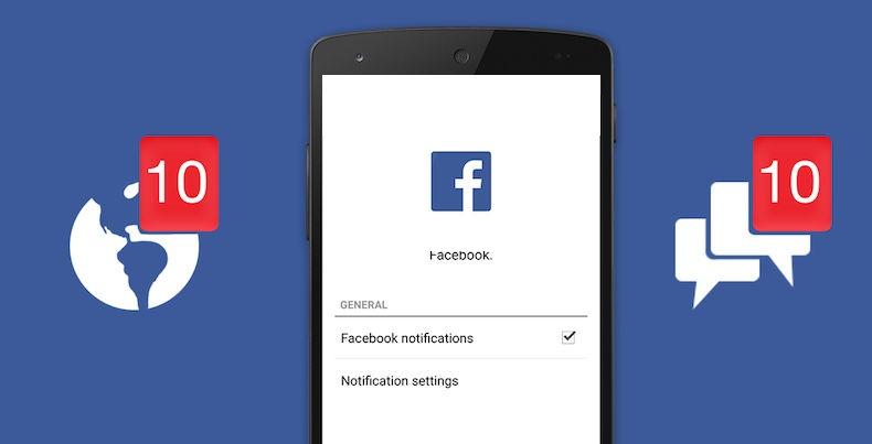 Telefona gelen Facebook mesajlarını engelleme