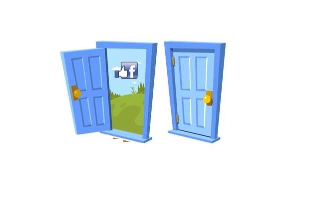 Kapatılan Facebook hesabını tekrar açma